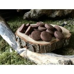 Sablés beurre salé & cacao
